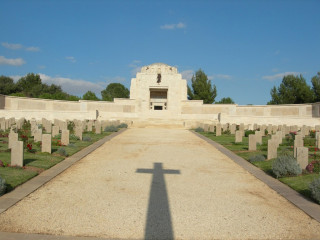 Jerusalem Memorial, Israel and Palestine (including Gaza) | Photo from Commonwealth War Graves Commission