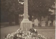 The Fallen of WW1