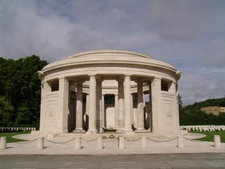 Ploegsteert Memorial at Hainaut in Belgium | Photo from Commonwealth War Graves Commision