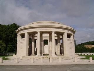 Ploegsteert Memorial at Hainaut in Belgium | Photo from Commonwealth War Graves Commision