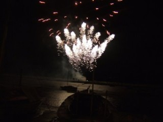 Fireworks on the Quay to celebrate the Branch's 85 year history | Jeannie Coverley
