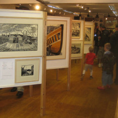 The Nottage Art Exhibition | Photo Peter Hill