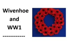 Wivenhoe and WW1
