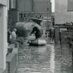 High water at The Folly | Wivenhoe Memories Collection