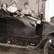 Mr and Mrs Barr's Car, Circa 1930s