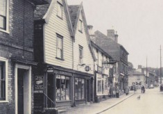 Asa Beckwith's Dairy at 21 The High Street