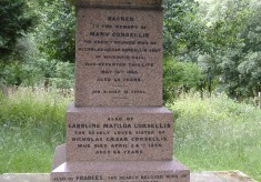 The Corsellis Family Memorial