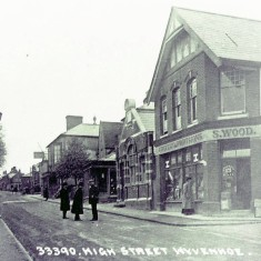 Stacey Wood's Store | Wivenhoe Memories Collection