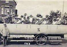 The Silver Queen Bus