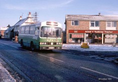 Eastern National Bus