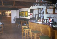 Inside the Arts Club