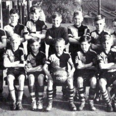Wivenhoe Primary School. Boy's Games 1954-55 | Wivenhoe Memories Collection