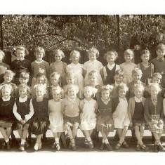 Phillip Road Junior School in the late 1950s | Wivenhoe Memories Collection