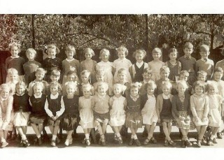 Phillip Road Junior School in the late 1950s | Wivenhoe Memories Collection
