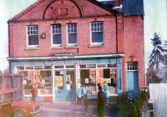 The Old Co-op 1972