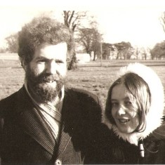 Pat and Dennis Marsden at the University of Essex, January 1968. Dennis had been head-hunted for the new Sociology Department by Professor Peter Townsend and they came to live in Wivenhoe in January 1965. | Pat Marsden