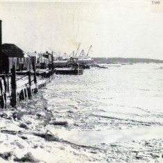 The big freeze lasted from January to March in 1963 | Wivenhoe Memories Collection