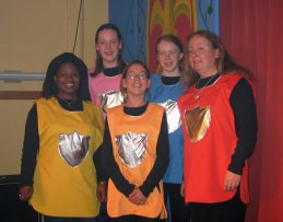 Photos from Wivenhoe Pantomime: King Arthur 2005
