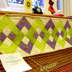 Wivenhoe Quay Quilters Exhibition 2011