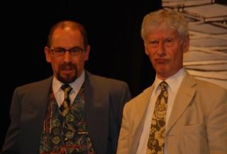 Martin Sparkes and Robin Durance