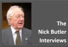 The Nick Butler Interviews