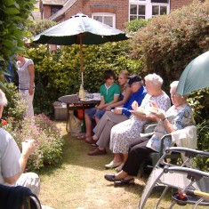 QRRA Annual Garden Party and Barbecue, July 2009 | QRRA