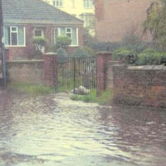 QRRA compiled a report: Flooding and Damage on Queens Road: Diary of Events (AL1) from 2006-7 | QRRA