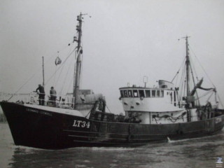The trawler Leonard Cockrell  | Photo owned by K. Kent