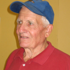 Phil Faucheux in 2004. A long time Committee member.   Photo: Peter Hill
