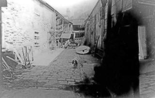 Hardings Yard/Colne Marine later years   Mike Downes