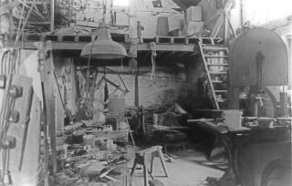 Hardings Yard/Colne Marine Rosabelle Workshop   Mike Downes