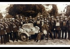 History of the Wivenhoe Fire Service