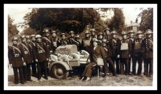 The Wivenhoe Fire Auxiliary Service | Photo provided by Clive Peck