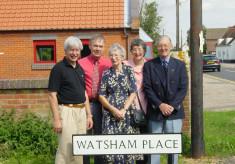The Watshams