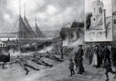The British Invasion of Essex.  1904