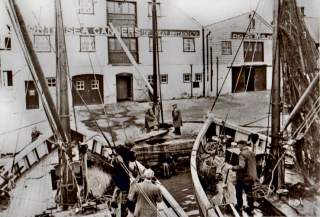 Canning Factory on the Quay
