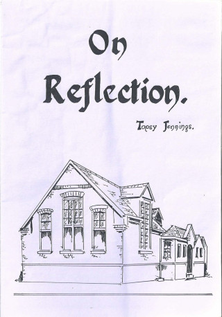 A pamphlet written by Topsy Jennings in 1991 recollecting her life in the 1930s at the Wivenhoe Girls' and Infants' School