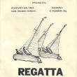 The 1962 Regatta organised by Wivenhoe Sailing Club