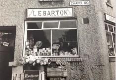 Len Barton & Gordon Green - Greengrocers in Wivenhoe