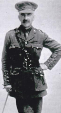 Capt. John Bawtree Hawkins