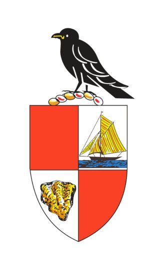 Wivenhoe Town Council had the logo re-drawn in the 2000s (Copyright owned by Wivenhoe Town Council)