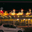 Christmas Street lighting began in Wivenhoe in 1994
