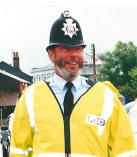 PC Sid Cox: 1945-2007 | Photo by Sue Murray ARPS