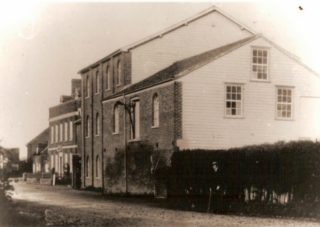 The Ropeworks at Wivenhoe Cross | Photo: Wivenhoe Memories Collection
