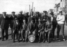 Wivenhoe Sailing Club 1925-26.