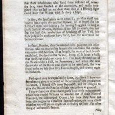 Strange News from the Deep | Reproduced by kind permission of The British Library