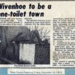 Public Toilet closed in 1972