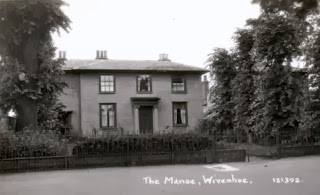 The old Congregational Church manse in the High Street | Wivenhoe Memories Collection