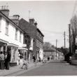 High Street in the 1960's.