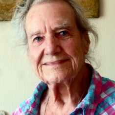 Pauline Robinson, resident of Mary Ann Sanford Almshouses since May 2011 | Peter Hill